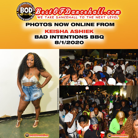 8-1-2020-QUEENS-Keisha Ashiek Annual Intensions Cook Out