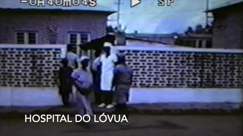 Pinto Soares- vida no Lovua