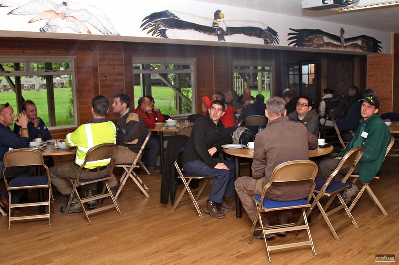 Hawk Conservancy, 13/14 Oct 2012