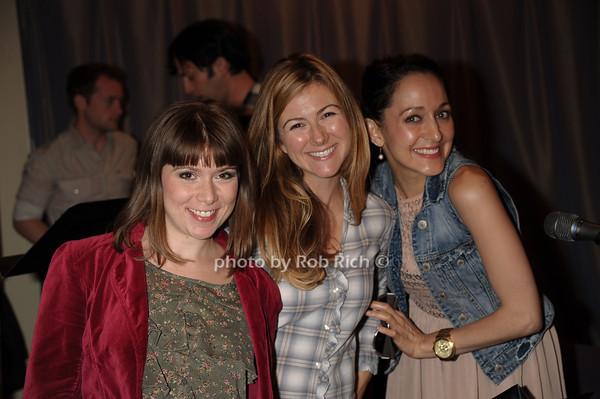 Cara Antosca, Heather Corrigan, Jennifer Sanchez  photo  by Rob Rich © 2011 robwayne1@aol.com 516-676-3939