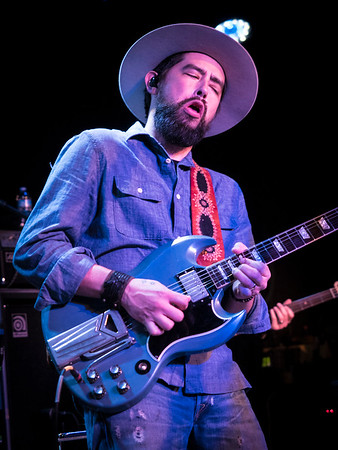 Jackie Greene - Sweetwater Music Hall - 4/1/17