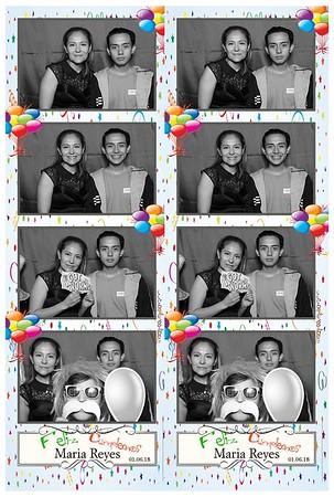 Maria Reyes Birthday (1.6.18)