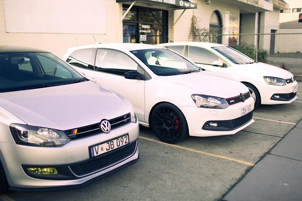 Cars & Coffee May 2014