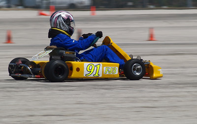 National SCCA autocross event