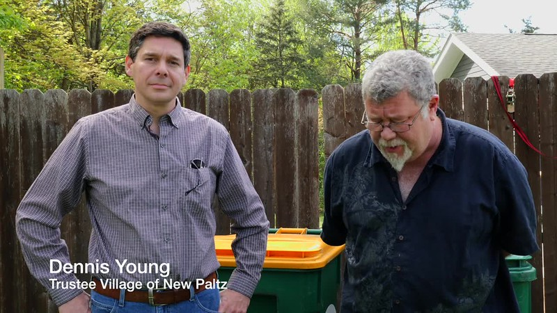 New Paltz Unified Garbage Pickup 5-15-18