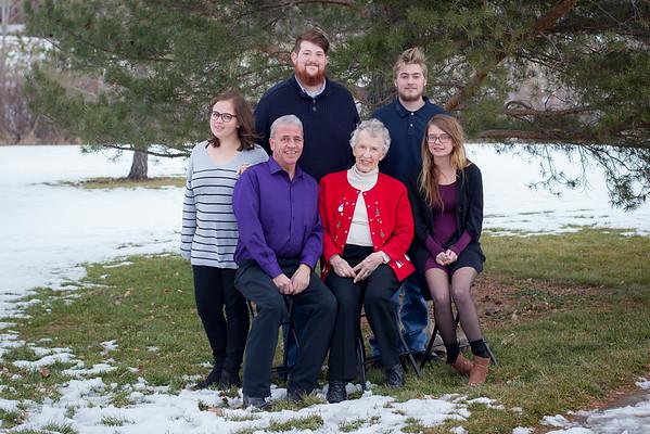 Jim & Family