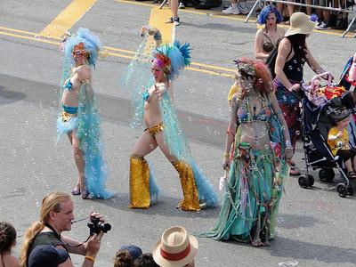 2011 Mermaid Parade - Coney Island, NY (6-18-11)