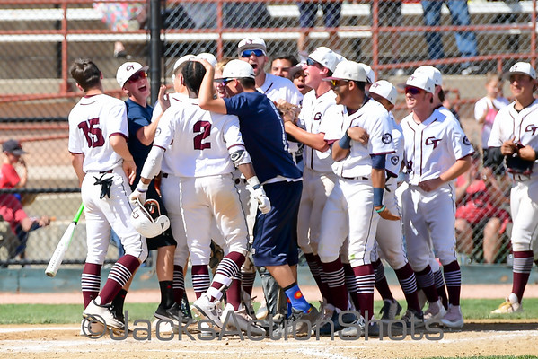 Cherokee Trail vs Cherry Creek - May 21st 2016