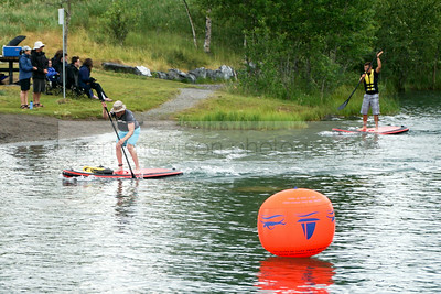 2014 Grizzly SUP Cup Event Race