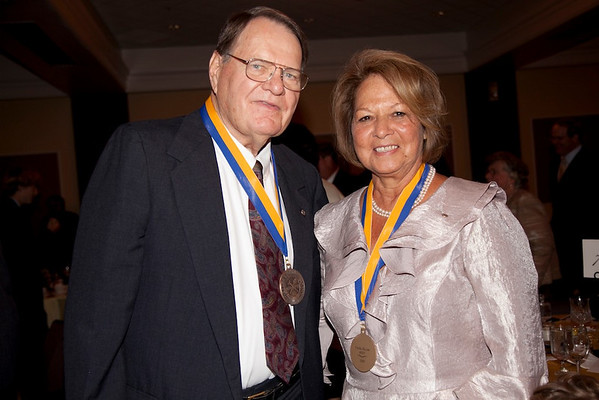 2010 Emory Medal Ceremony - 10.7.10