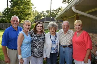 2014 07 Mom and Barbara Baton Rouge Trip