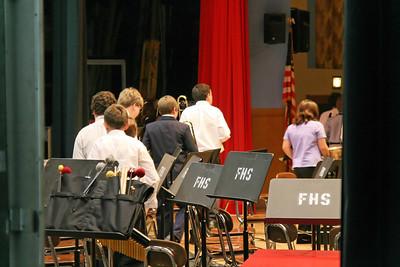 FHS Band Concert 3-7-2007