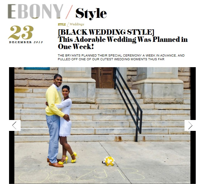 Teryn and Corey Wedding on Ebony.com | Fotos by Fola | Atlanta Wedding Photographers