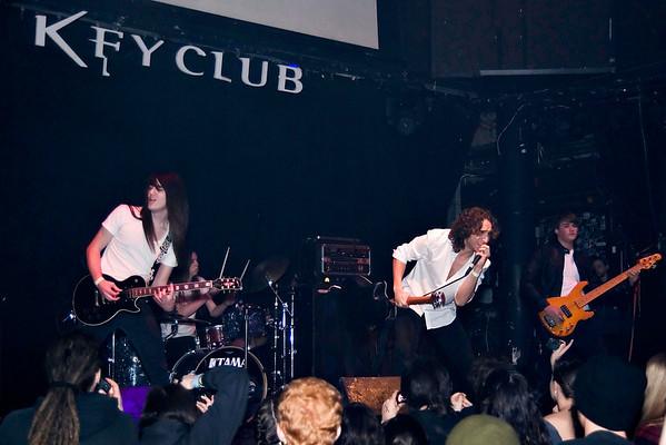 Thunder City Shout @ The Key Club