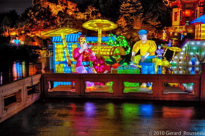Jardin Botanique Montreal la magie des lanternes