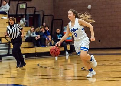 2019-01-31 Dixie HS Girls Basketball vs Snow Canyon