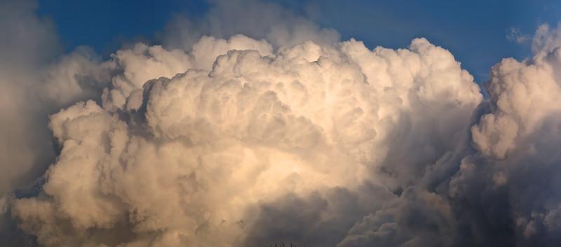 Bubbling cloud
