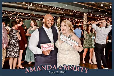 4/3/21 - Amanda & Marty