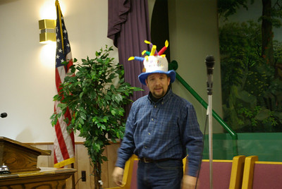 Dickey and Tina's Cabin 2009