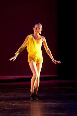 Dance Recital Dress Rehersal 2009