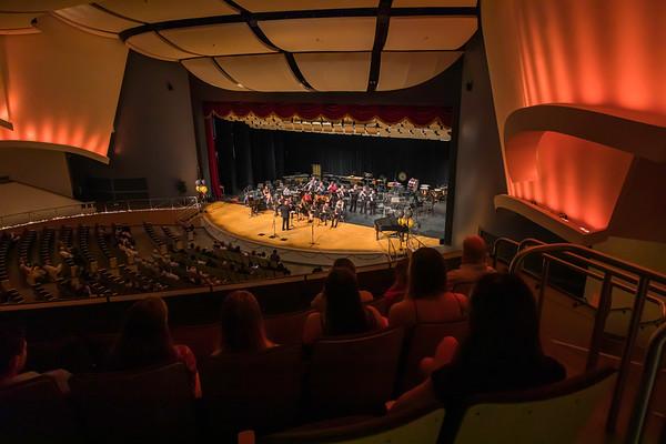 2019 Athena Orchestra/Band