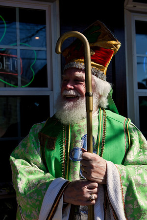 Saint Patrick's Day Events - 08 March 2014