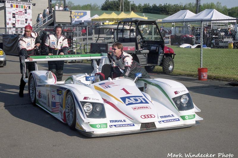 ADT Champion Racing