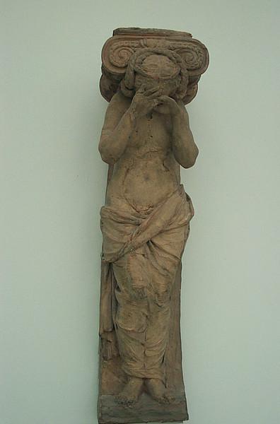 Caryatids by Artus Quellinus I