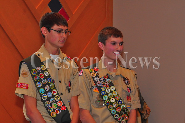 01-31-16  NEWS Eagle Scout Ceremony