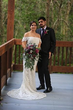 Amanda & Omar (Fern Forest)