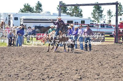 09-01-14 Calf Roping