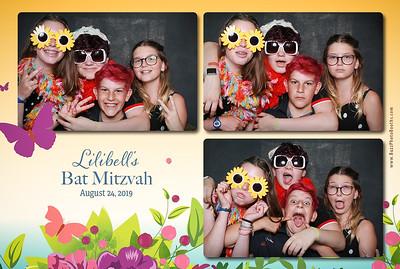 2019 Lilibell Bat Mitzvah