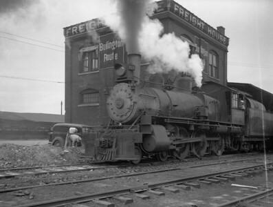 CB&Q Steam Locomotives