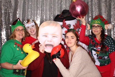 NCFHC Holiday Party 2019