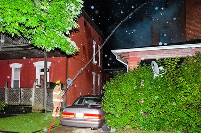 06-28-15 Coshocton FD House Fire
