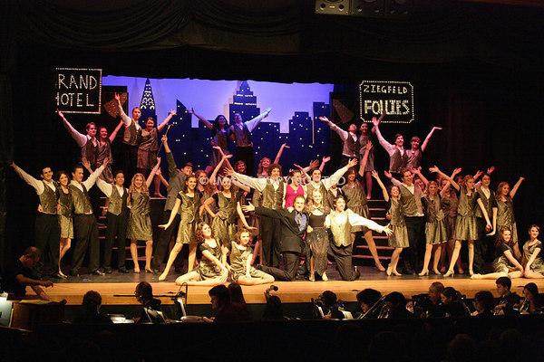 42nd Street Broadway Cast