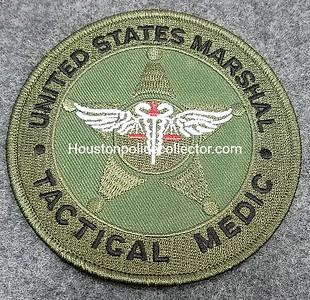 Marshal Tactical Medic