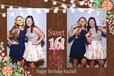 Rachel Hinckley Sweet 16