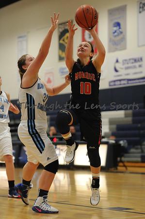 Monroe vs. East Linn Christian Girls HS Basketball