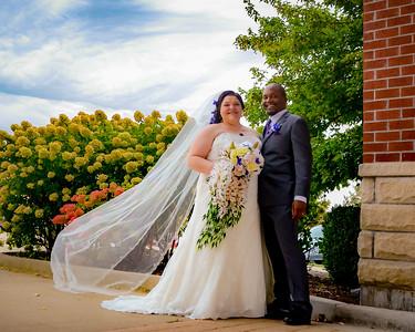 Katelyn & Demarcus Wedding- October 5 2019