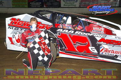 Albany-Saratoga Speedway - 6/26/20 - Mark Brown
