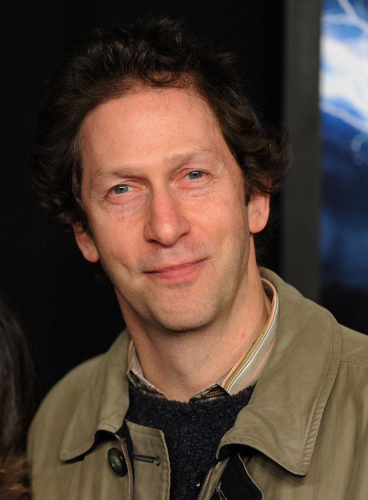 ". Actor Tim Blake Nelson attends the premiere of ""Percy Jackson & The Olympians: The Lightning Thief\"" at AMC Lincoln Square 13 on February 4, 2010 in New York City.  (Photo by Stephen Lovekin/Getty Images)"