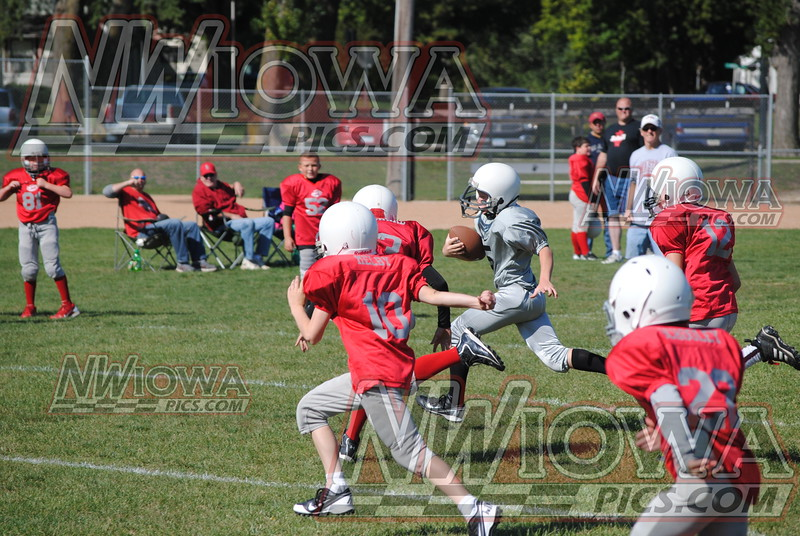 5th grade football