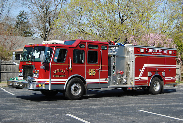 Camden County Fire Apparatus