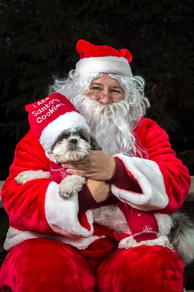 Santa Visits Totoredata 2016