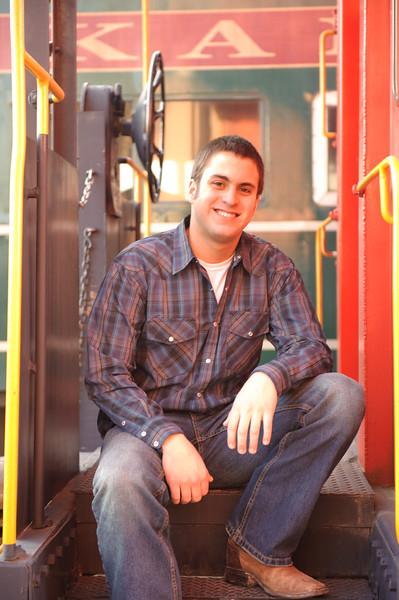 Cory Prejean -Senior Portraits