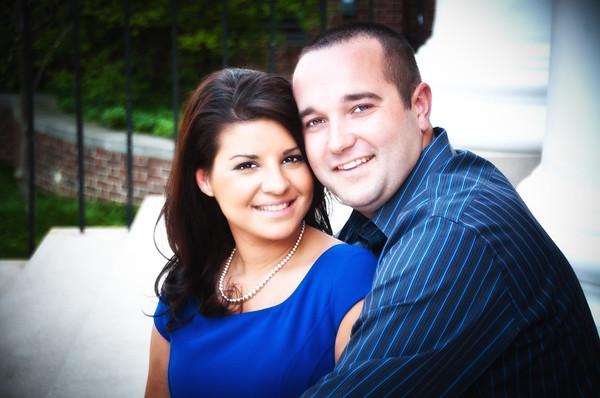 Deni and Craig-Engagement