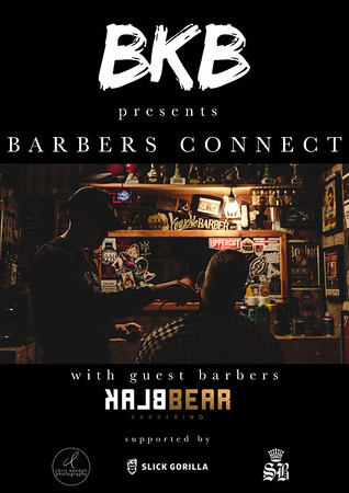 Bare Knuckle Barber at York International Tattoo Convention