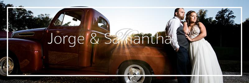 Jorge & Samantha