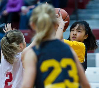 Shrine, CYO Basketball, Rose R, 2-11-12